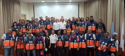 טקס סיום קורס נאמני חיים של מדא לעובדי עיריית עפולה