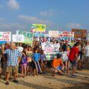 המאבק נגד תכנית הבנייה בחוף אכזיב מגיע לבית המשפט העליון
