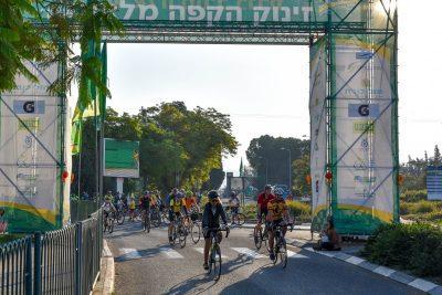 מסע אופניים סובב כנרת ה-40