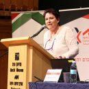 """יו""""ר ועד מחוז חיפה בלשכת עורכי הדין עו""""ד תמי אולמן"""