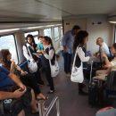 פעילות הסברתית בנוגע לנסיעה במנהרות