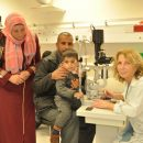 ניצלה ראייתו של פעוט בניתוח מורכב