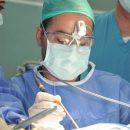 """חדר הניתוח של ד""""ר מעיין גרובר, מומחה בכיר בתחום א.א.ג. בילדים במרכז הרפואי לגליל"""