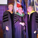 טקס קבלת תוארי דוקטור לשם כבוד מטעם הטכניון