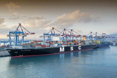 האוניה הגדולה ביותר שהגיעה לישראל