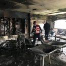 שריפת בית הכנסת מבפנים