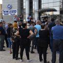 הפגנה בחיפה פארח עודה