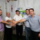 מימין לשמאל : יובל סעדון, פז גליקמן, אבי קפלן, יואב רמתי ומשה תורגמן