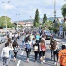 """מגדל העמק: 2,500 משתתפים בצעדה המסורתית """"בשבילי רפי"""""""