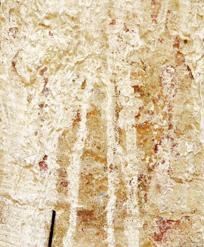 ציור קיר מהתקופה הביזנטית