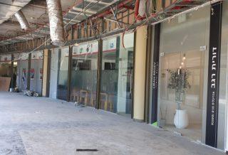 כמעט אסון במרכז הקניות והמסחר קסטרא
